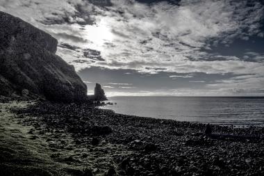 Talisker Bay.