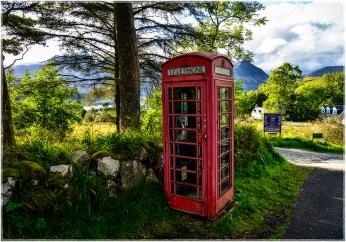 Torrin - phone box.